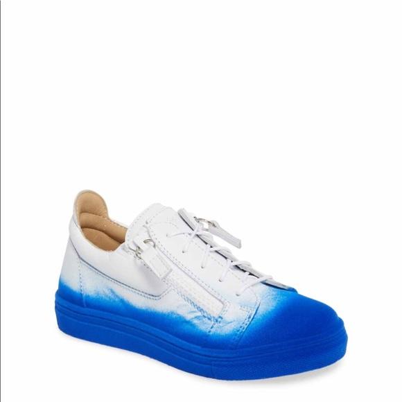 735db33cd084d Giuseppe Zanotti Shoes | Smuggy Elettrico Ombre | Poshmark